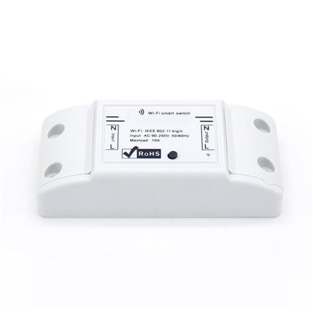 Switch Interruptor Wifi Domotica Basic R2 Func Pulso Alexia