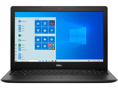 Notebook Dell Core i3 1005G1 10ma SSD 128GB 4GB 15,6 Windows 10