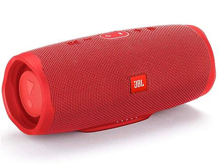 Parlante Jbl Charge 4 Bluetooth Portatil Original Superbass Rojo
