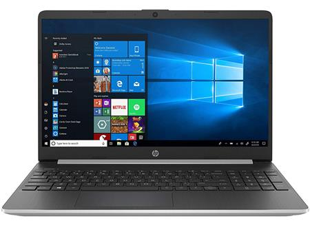 "Notebook HP i7 1065G7 10ma 8GB SSD 256GB 15.6"" Windows 10"