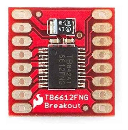 Tb6612fng Driver Cnc Motor Paso A Paso Router Arduino