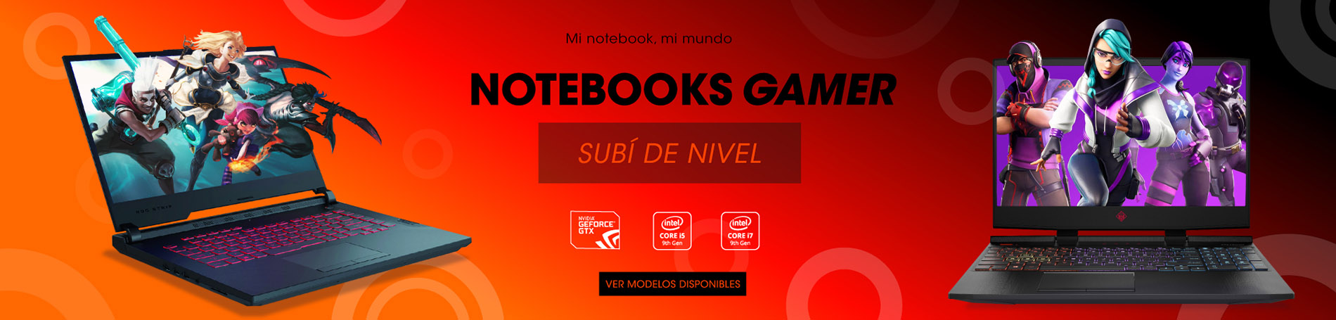 Notebooks Gamer