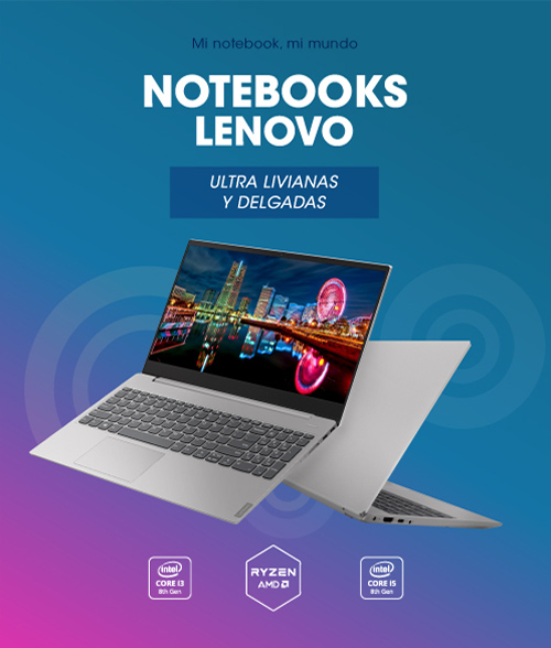 MOBILE - Notebooks Lenovo